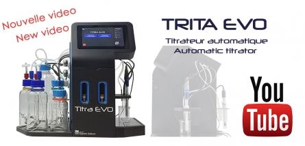 New demo video : Titra Evo