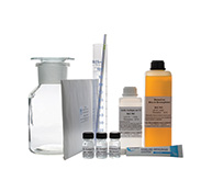Complete kit for malic acid determination