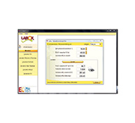 LABOX software with alcoholmetric calculation