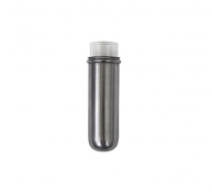 Metal holder and 50ml round-bottom glass tube for A8-50