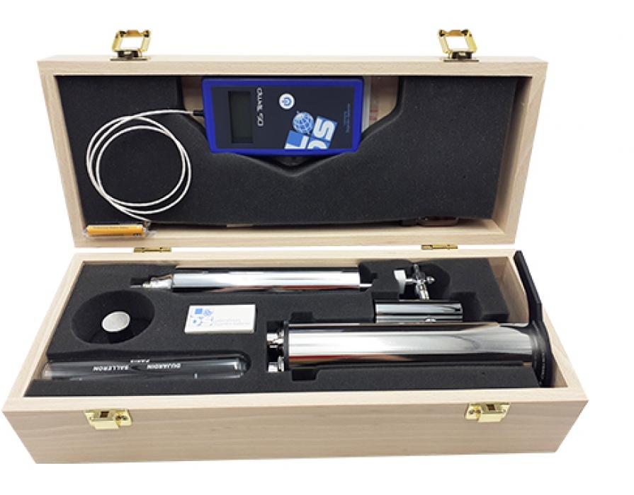 Ébulliomètre traditionnel boite