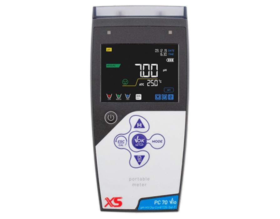 pHmètre portable PC70 Vio